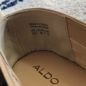 Aldo Shoes - Aldo espadrilles shoes